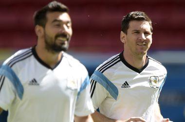 Где смотреть матч Аргентина - Бельгия