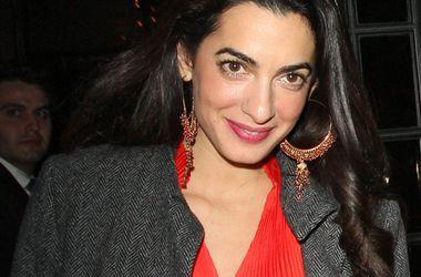 Невеста Джорджа Клуни беременна