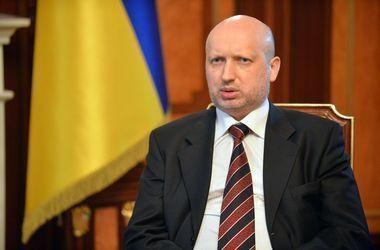 Турчинов: сегодня переломный момент в борьбе за единую Украину
