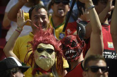 Яркие моменты матча Аргентина - Бельгия