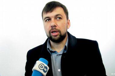 Главарь террористов Пушилин: Нас обнадежили и бросили