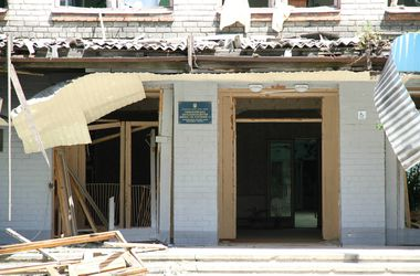 Зона  проведения АТО: путь в Николаевку