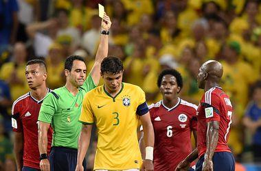 Бразилия намерена добиться отмены дисквалификации Тиагу Силвы
