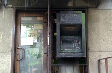 В Одесской области горело отделение крупного банка и офис УДАРа