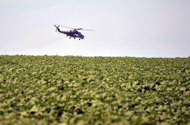 В СНБО обещают не обстреливать с воздуха террористов на востоке