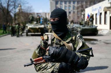 Банды террористов воюют между собой - СНБО