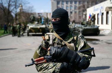 Террористы массово сдаются в плен - СНБО