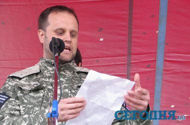 """Губарев назвал освобождение Славянска """"гениальным планом"""" Стрелкова"""