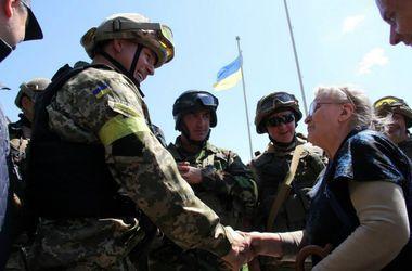 """Жительница Славянска: """"Мы ждали украинских военных каждый день"""""""