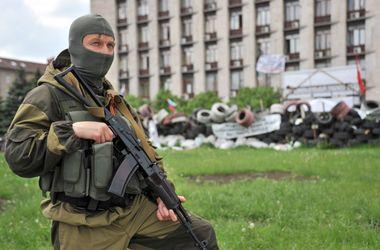 Для нейтрализации   террористов будет проведена блокада Луганска и Донецка - СНБО
