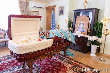 Определено время отпевания и место захоронения Митрополита Владимира