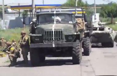 Как  проходило освобождение Славянска от боевиков