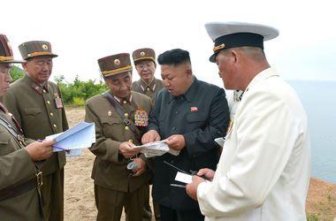 Ким Чен Ын провел масштабные учения по захвату острова