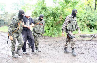 В Славянске задержали сообщника боевиков
