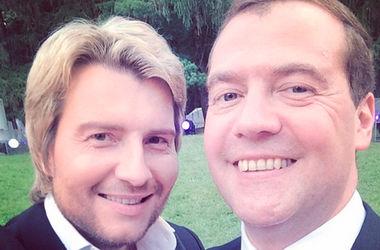 Басков отдохнул в компании Дмитрия Медведева и Аллы Пугачевой