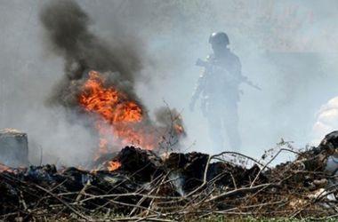 В Луганской области  на  мине   подорвался  тракторист