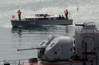 Военные корабли из Мариуполя усилят охрану морских границ в Запорожской области