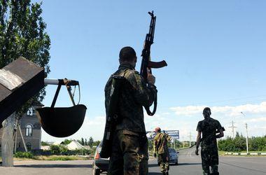 В Луганской области  задержана разведгруппа боевиков – МВД