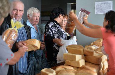 """Жительница Славянска: """"Мы жили впроголодь, сейчас одна мечта - просто наесться от пуза!"""""""