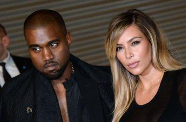 Ким Кардашьян и Канье Уэст сбежали, не заплатив за медовый месяц