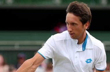 Стаховский начал с победы на турнире в Ньюпорте