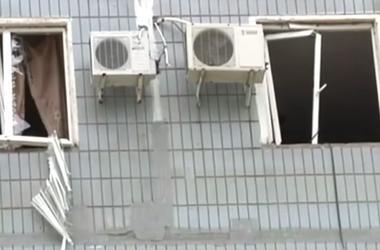 В одной из девятиэтажек Запорожья прогремел взрыв
