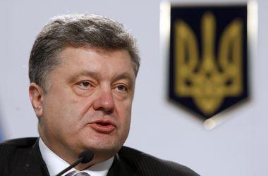 Порошенко надеется на скорейшее освобождение Донецка и Луганска