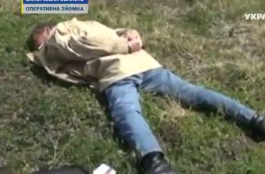 В Запорожской области задержаны пять диверсантов со 100 кг тротила