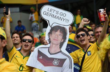 В фиаско сборной Бразилии на ЧМ-2014 обвинили рок-звезду Мика Джаггера