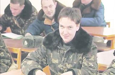 """Мама Надежды Савченко: """"Где такое видано — войны нет,  а наших военных в плен берут?"""""""