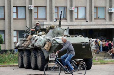 """СНБО: план очистки Украины от террористов будет выполнен """"на отлично"""""""