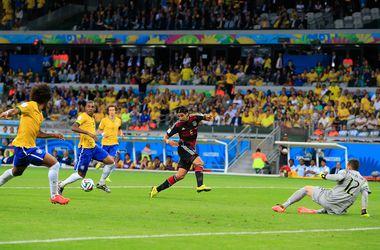 Суперматч Бразилия - Германия стал самым цитируемым в твиттере за всю историю