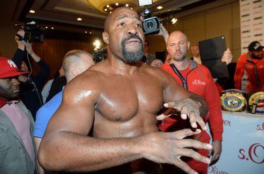 Шеннон Бриггс вошел в топ-15 рейтинга и может претендовать на бой с Кличко