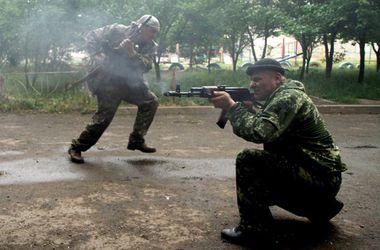 Боевики продолжают обстреливать опорные пункты ВС Украины на Донбассе