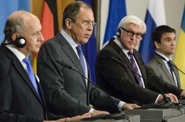 Франция отмечает отход Украины от берлинских договоренностей – МИД РФ