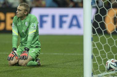 Вратарь сборной Голландии не отразил ни одного пенальти за свою карьеру