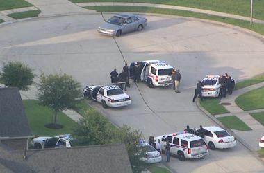 Американец расстрелял пятерых членов своей семьи в Техасе