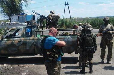 """Подразделения ВСУ, батальоны """"Днепр-2"""" и """"Донбасс"""" наступают в Карловке, - Семенченко"""