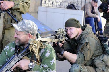 В Луганской области боевики обстреляли блокпосты силовиков: один военнослужащий ранен