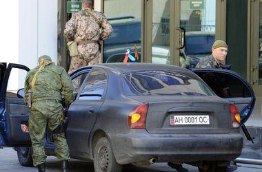 В Луганской области боевики нападают на правоохранителей