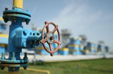 Украина активно заполняет хранилища газа