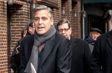 Джордж Клуни устроил мальчишник в Италии