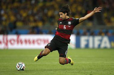 Ставка на гол Хедиры и разгром Бразилии принесла игроку 46 тысяч долларов