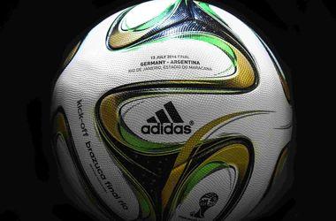Представлен мяч финала чемпионата мира-2014