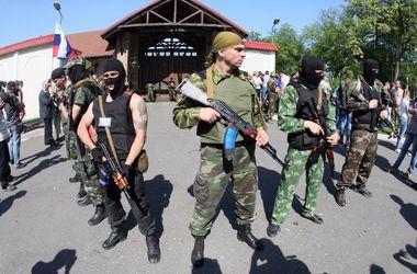 Террористы до сих  пор могут  получать  подкрепление из России – СНБО