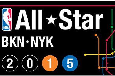 Лого Матча всех звезд НБА-2015