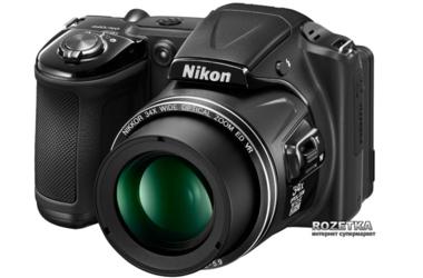 Компания Nikon выпустила новую модель фотоаппарата с ультразумом