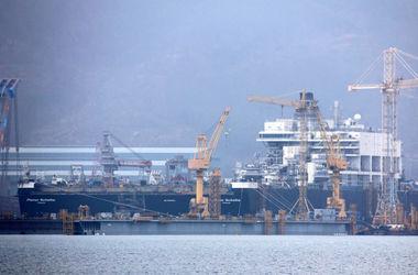 Самый большой в мире корабль достроят в Роттердаме
