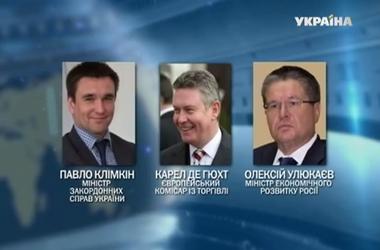 В Брюсселе выясняют, как Украина будет торговать с Россией