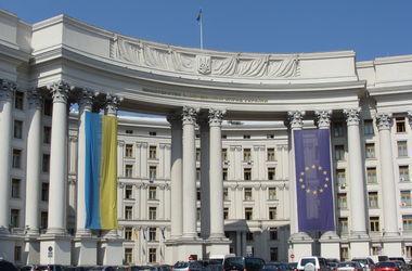 Россия продолжает поддерживать террористов – МИД Украины
